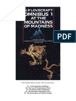 HP Lovecraft Omnibus 1 - At the Mountains of Madness.pdf