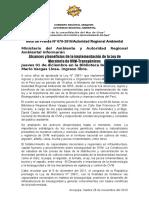 NOTA DE PRENSA N° 070 ALCANCES DE LEY DE MORATORIA