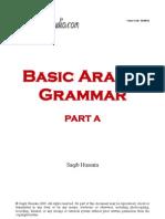 Basic Arabic Grammar a Prev