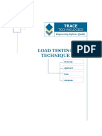 Load Testing Technique