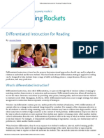 Differentiated Instruction for Reading _ Reading Rockets