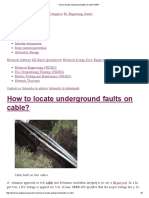 How to Locate Underground Faults on Cable_ _ EEP