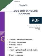 1 Metode Biotek Tnmn