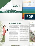 002 - Historias - A Aventura de Chu - Regina Machado