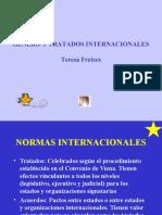 Genero y Tratados Internacionales