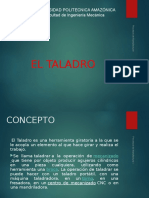 Dispositivas de El Taladro