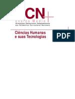 PCNS ciencias humanas e suas tecnologias