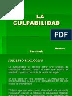 52620832 Clases de Derecho Penal Culpabilidad