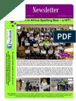 Born in Africa Newsletter December 2016