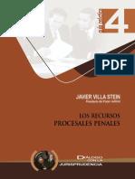Los recursos Procesos Penales - Javier Villa Stein.pdf