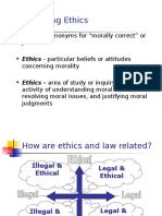 Session 1 Ethics