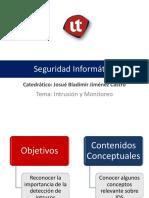 Intrusion y Monitor e Op 1