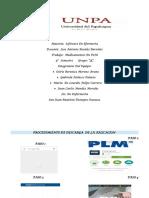 Actividad 8 Medicamentos en PLM