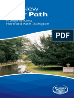 New River Path Booklet