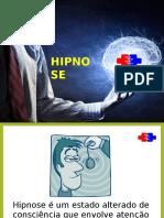 Slides Curso Hipnose - Comportar Treinamentos
