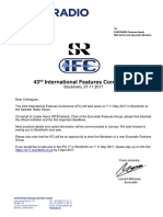 1stInfo IFC Stockholm 07-11May2017