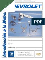 Manual Metrologia Sistema Internacional Unidades Seleccion Aplicacion Intrumentos Sistema Medicion