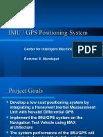 IMU GPS kết hợp