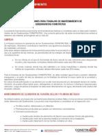 Manual de Mantenimiento Quiebravistas