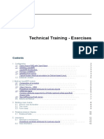Technical Training v7 Exercises