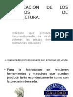 clasificacion de los procesos de manufactura.pptx