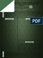 Poster Fruver Carta