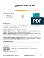 Journal of Applied and Reseach technology.pdf