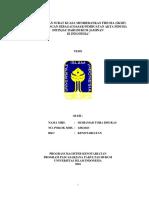 Surat Kuasa Membebankan Fidusia (SKMF) Dibawah Tangan