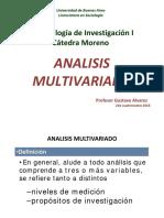 Clase Analisis Multivariado Octubre 2016