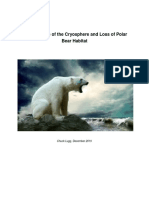 polar bears and climate change