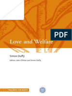 Love and Welfare