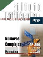 1402-16 MATEMATICA Números Complejos