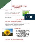 Uso Responsable de La Energia