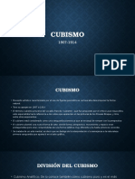 CUBISMO-Presentacion