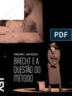 Brecht e a Questao Do Metodo (C - Fredric Jameson