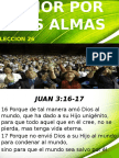 Amor Por Las Almas1