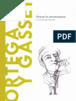 15. Ortega y Gasset - C. J. González Serrano