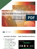 Big Data Agriculture Future