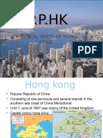 Political Party Hong Kong