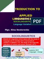 sociolinguisticslanguagevariations-130227093512-phpapp01