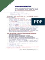 Classificação de Frei Luís de Sousa