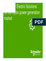 Schneider Electric Solutions for Small HPP