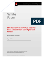 Esg Wp Emc Recoverpoint for Vms