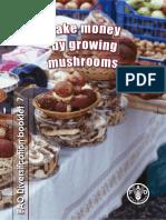 FAO Mushroom Write Up