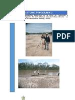 INFORME FINAL DEL ESTUDIO TOPOGRAFICO  DEL CANAL SHANUSI Y DE LA BOCATOMA.doc