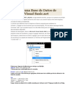 Conectar Una Base de Datos de Mysql en Visual Basic2008