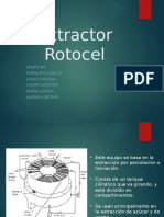 Extractor Rotocel