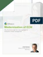 Alfresco Whitepaper Modernization of ECM