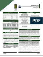 Premarket DerivativesStrategist AnandRathi 30.11.16