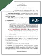 Modelo - Contrato de Prestação de Serviços Advocatícios - Genérico (Cívil. Trabalhista, Previdenciário...)